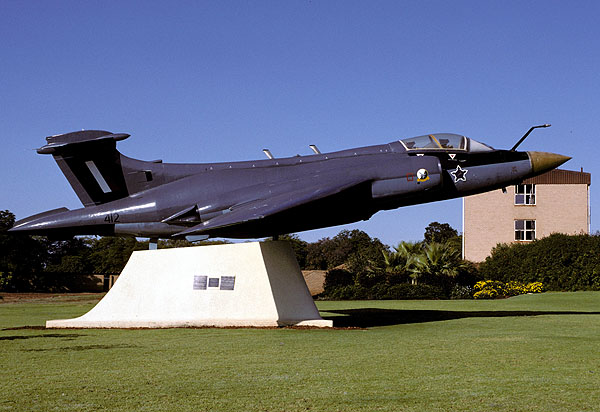 Bucc1  SAAF Museum