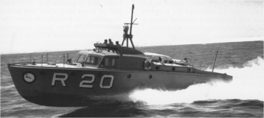 Air Force Crash Boat R 20