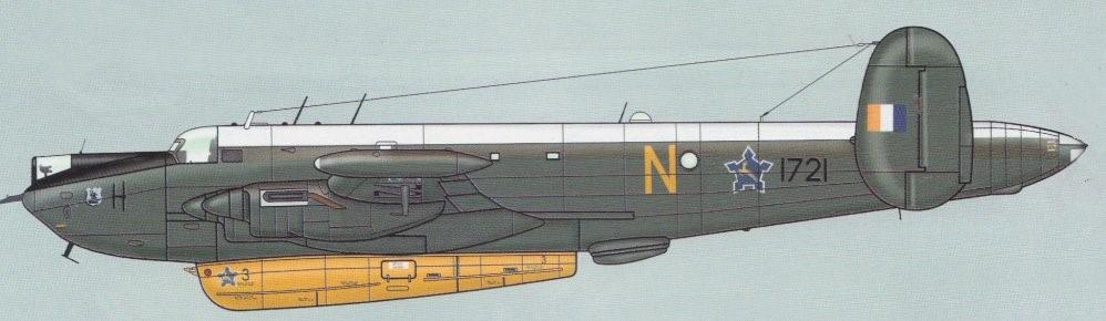 SARO 3 Airborne Lifeboat